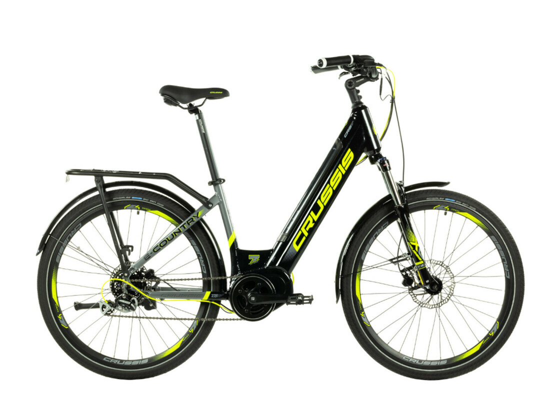 Elektrobicykel CRUSSIS e-Country 7.6 2021
