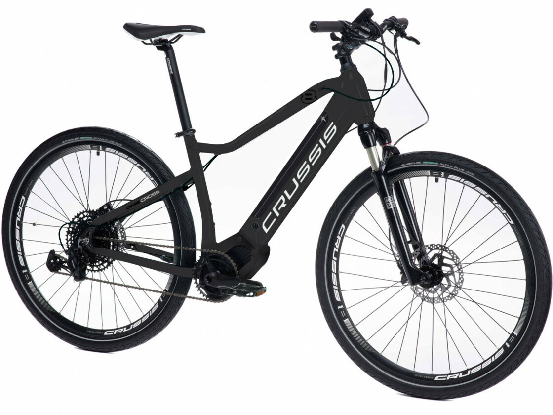 Elektrobicykel CRUSSIS ONE-OLI Cross 8.6